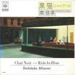 ベースを弾いているのはキング・クリムゾンのトニー・レヴィン!「黒猫 (Chat Noir)」南佳孝!