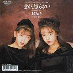 デビュー曲と勘違いされるのは、この曲まで全く売れなかった為!「愛が止まらない 〜Turn It Into Love〜」Wink